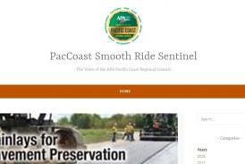 APA Pacific Coast Regional Council Blog highlights US Asphalt Pavement Industry