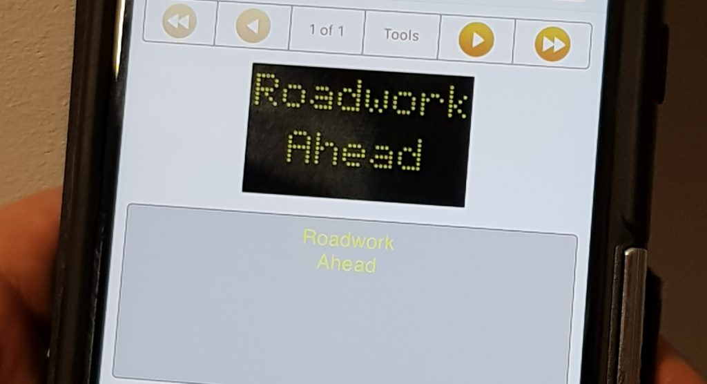 New VMS Sign app delivers greater speed and flexibility