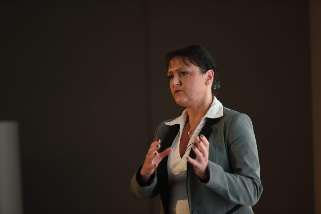 Dr Carolyn Yeoman of OCAID Wellbeing Ltd