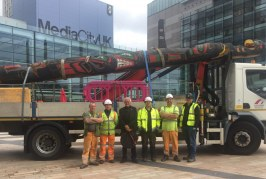 Urban Vision swops streetlights for a Totem Pole