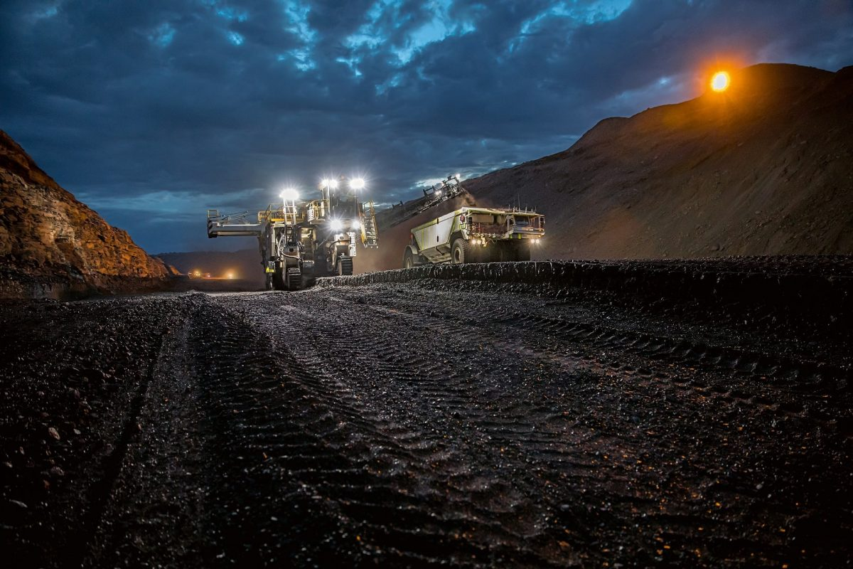 Surface miners dig up extra savings for coal mining