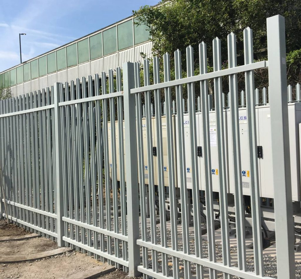 Scott Parnell awarded patent for their innovative safety fencing
