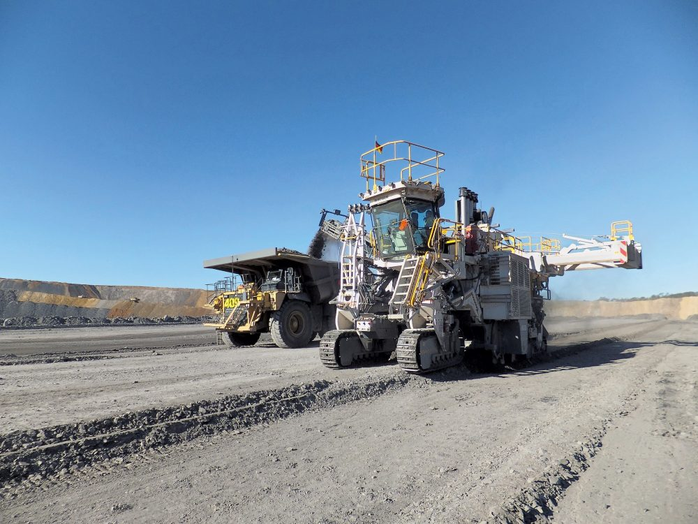 Wirtgen's surface miners have a decisive influence on the cost-efficiency of the overall process.