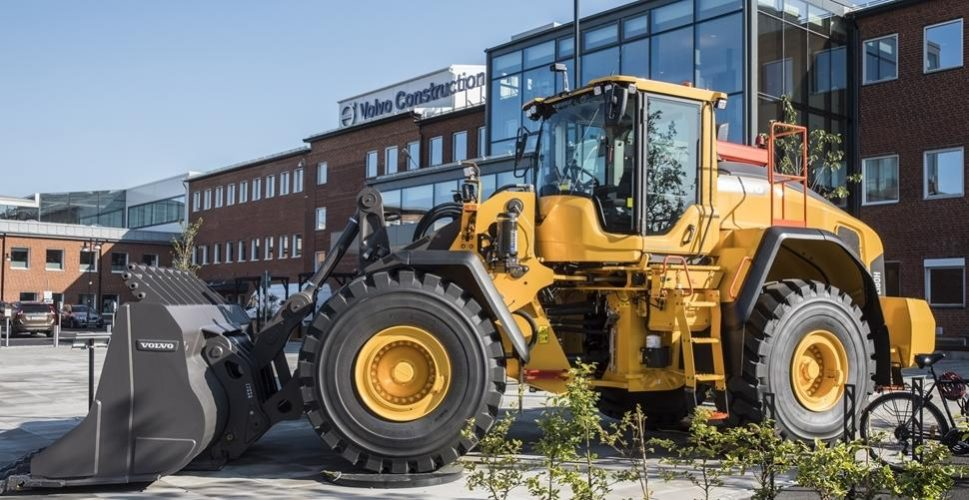 Volvo Construction Equipment has moved into its new headquarters at Campus Lundby in Gothenburg.