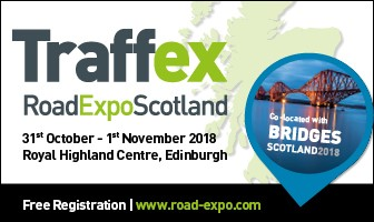 Traffex Road Expo and Bridges Scotland