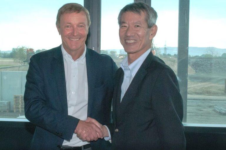 Hitachi Construction Machinery Co., Ltd. (HCM) announced a partnership with KTEG Kiesel Technologie Entwicklung GmbH earlier this month.