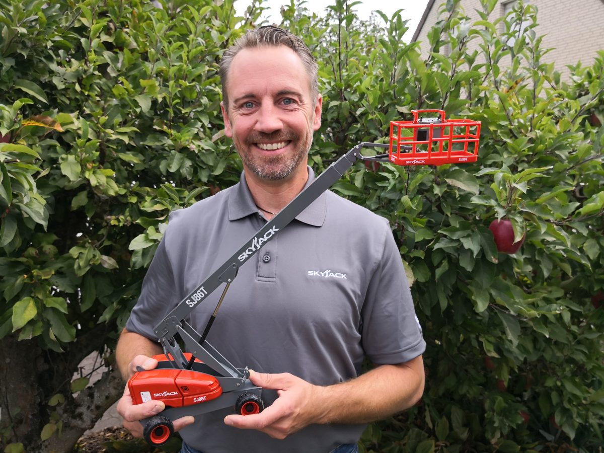 Skyjack expands reach in Central and Eastern Germany