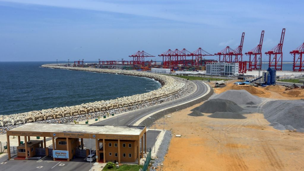 In 2016, the port of Colombo handled about 1.3 million 20-foot equivalent units (TEUs) of gateway container cargo, which could double to 2.5 million TEUs in 2030 as Sri Lanka continues to grow.
