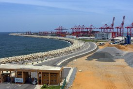 ADB supports Elevated Highway in Sri Lanka to improve connectivity and trade