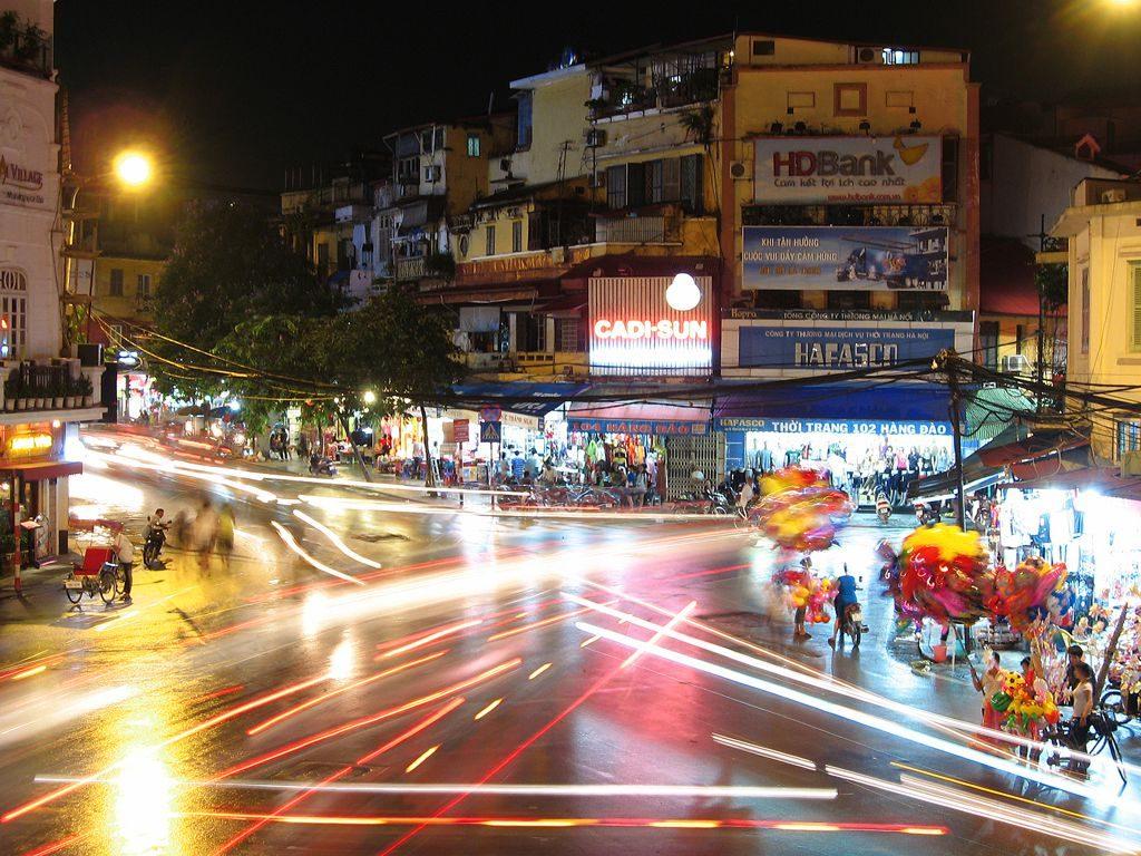 Hanoi Traffic - Photo by Spotter_nl