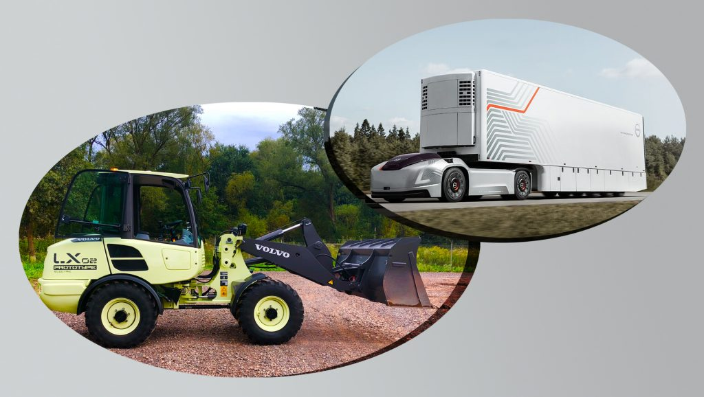 Ground-breaking innovations for autonomous and electric transport solutions