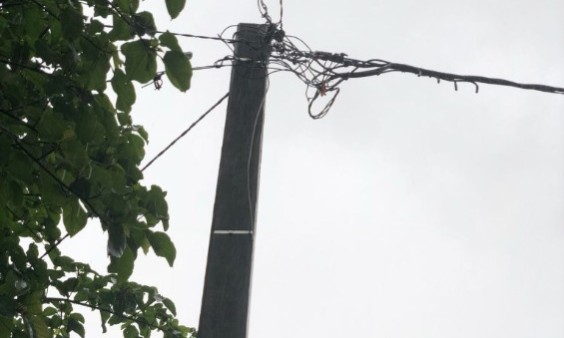 Due to poor infrastructure, the inhabitants of the capital Conakry suffer from regular power outages.