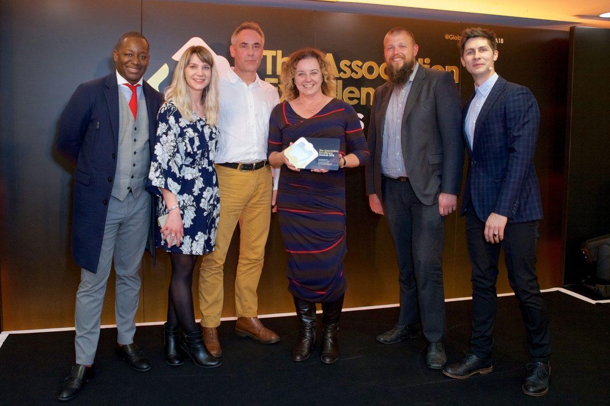 IQ Quarry Garden wins Association Excellence Award