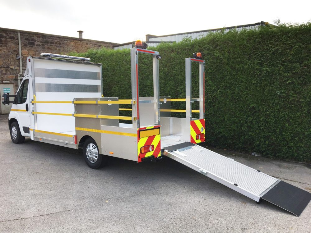 Blakedale treats in store for Traffex Road Expo Scotland