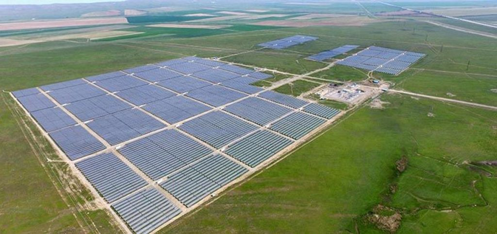 One of the outstanding examples of blended finance in climate investments is EBRD-supported Burnoye Solar in Kazakhstan.