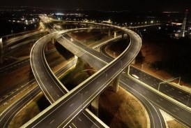 South Africa's iconic Mount Edgecombe Interchange officially opened today
