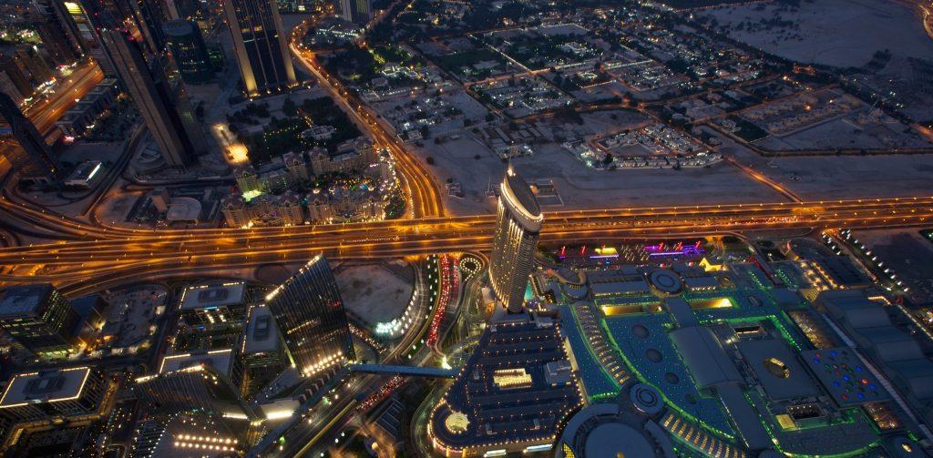 Dubai Traffic - Photo by Michael Theis
