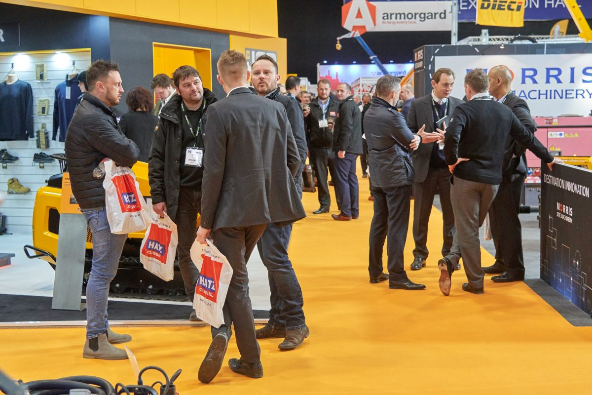 The UK Executive Hire Show 2019 is ready for business