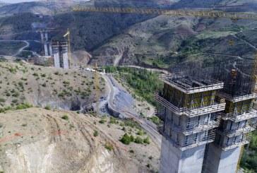Doka enables a record breaking Eyiste Viaduct project in Turkey