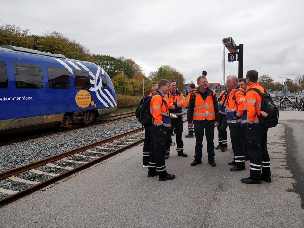 Parsons meets commissioning milestone on first EDL F-bane rail project in Denmark