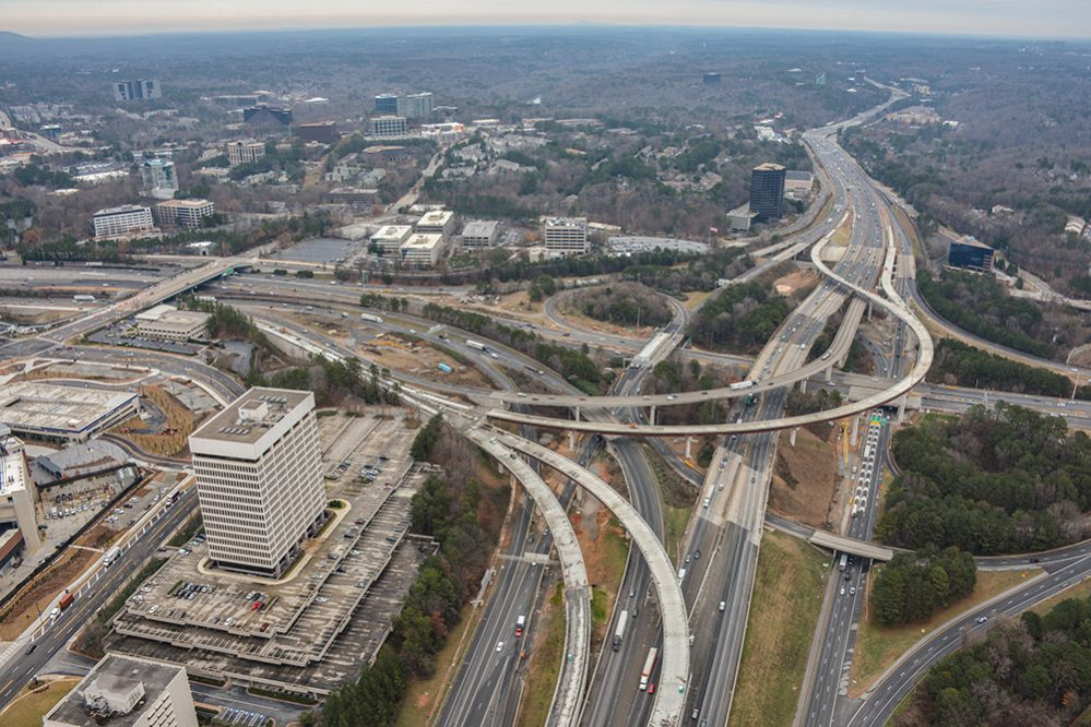 Parsons iNET Software integral to USA Northwest Corridor reversible express lanes