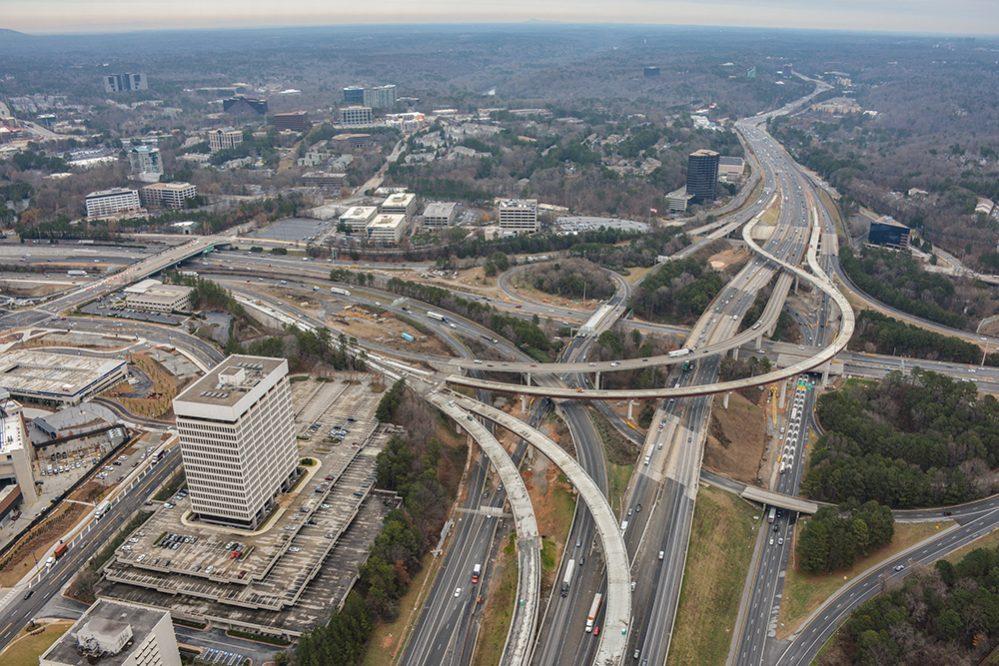 Parsons iNET Software integral to USA Northwest Corridor reversible express lanes