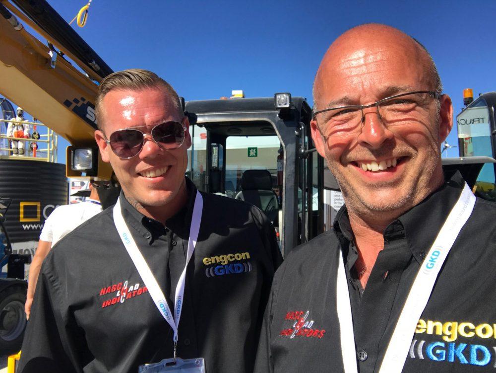 Glenn Wise and Neil Smith