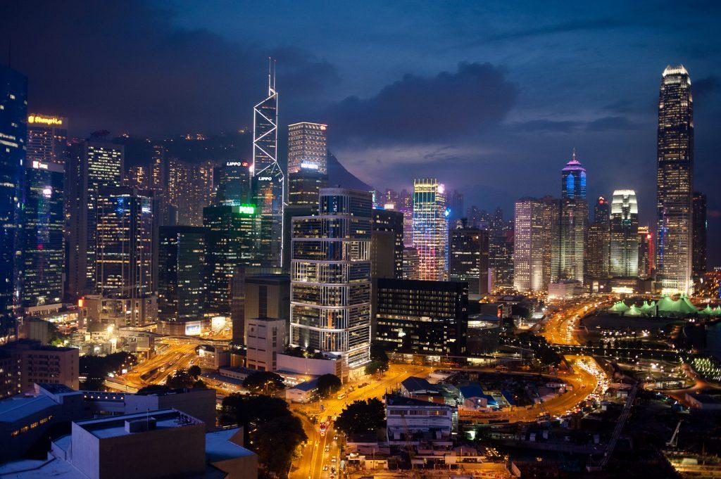 Hong Kong - Photo by Tomas Forgac