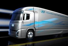 Hyundai presents new Truck Fuel Cell Powertrain