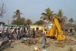JCB donates US$250,000 worth of machinery to Indonesian quake
