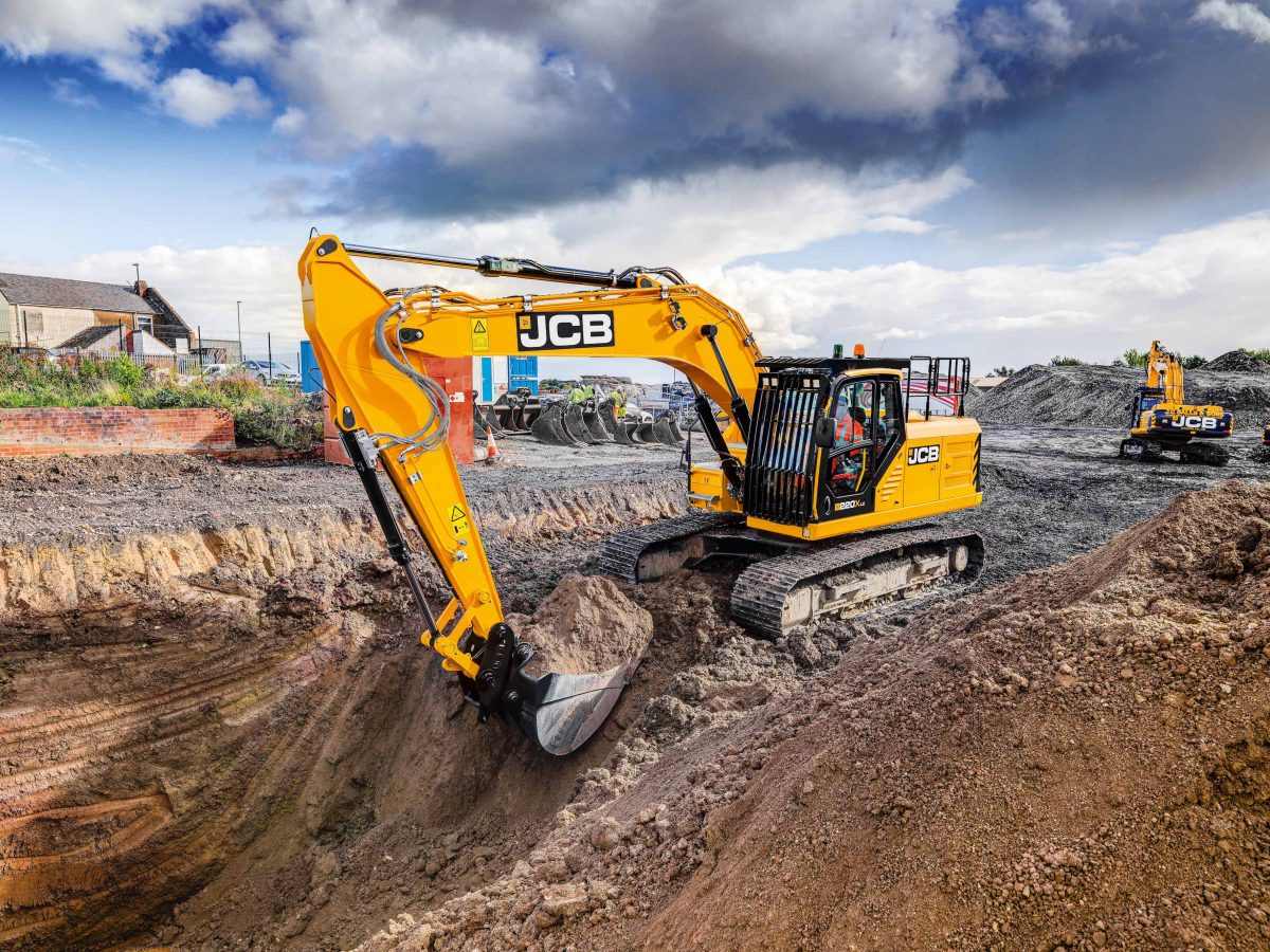 Record sales for JCB as global markets stay strong