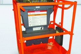 New 3 foot platform available for all JLG engine powered boom lifts