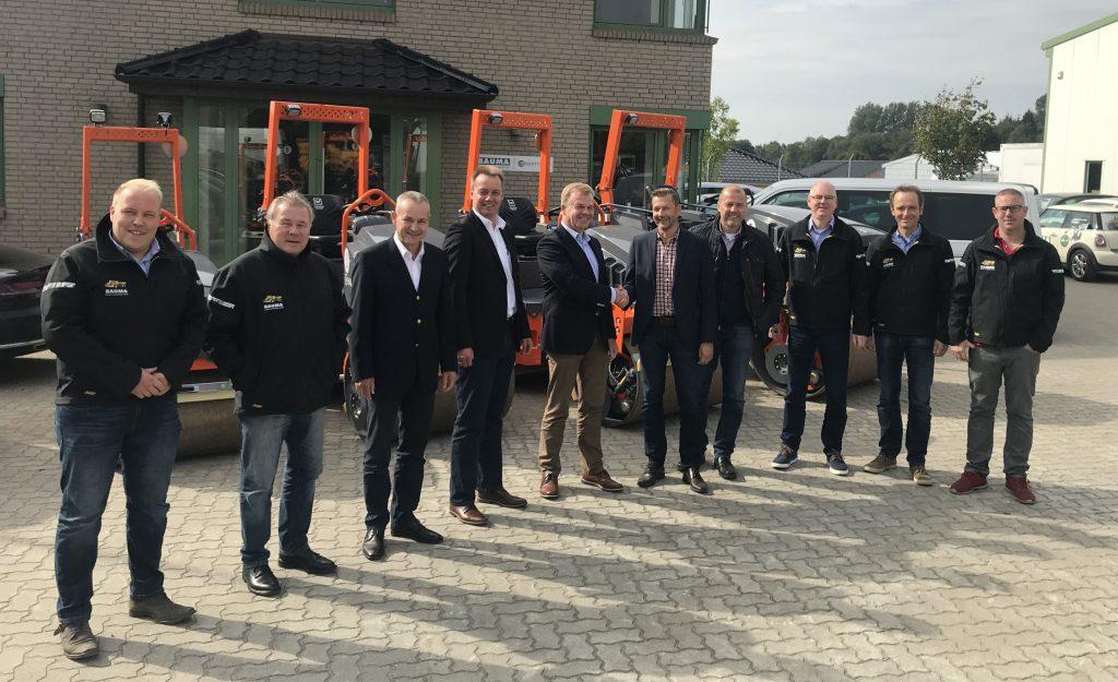 BAUMA Vermiet expands co-operation with Wirtgen Hamburg