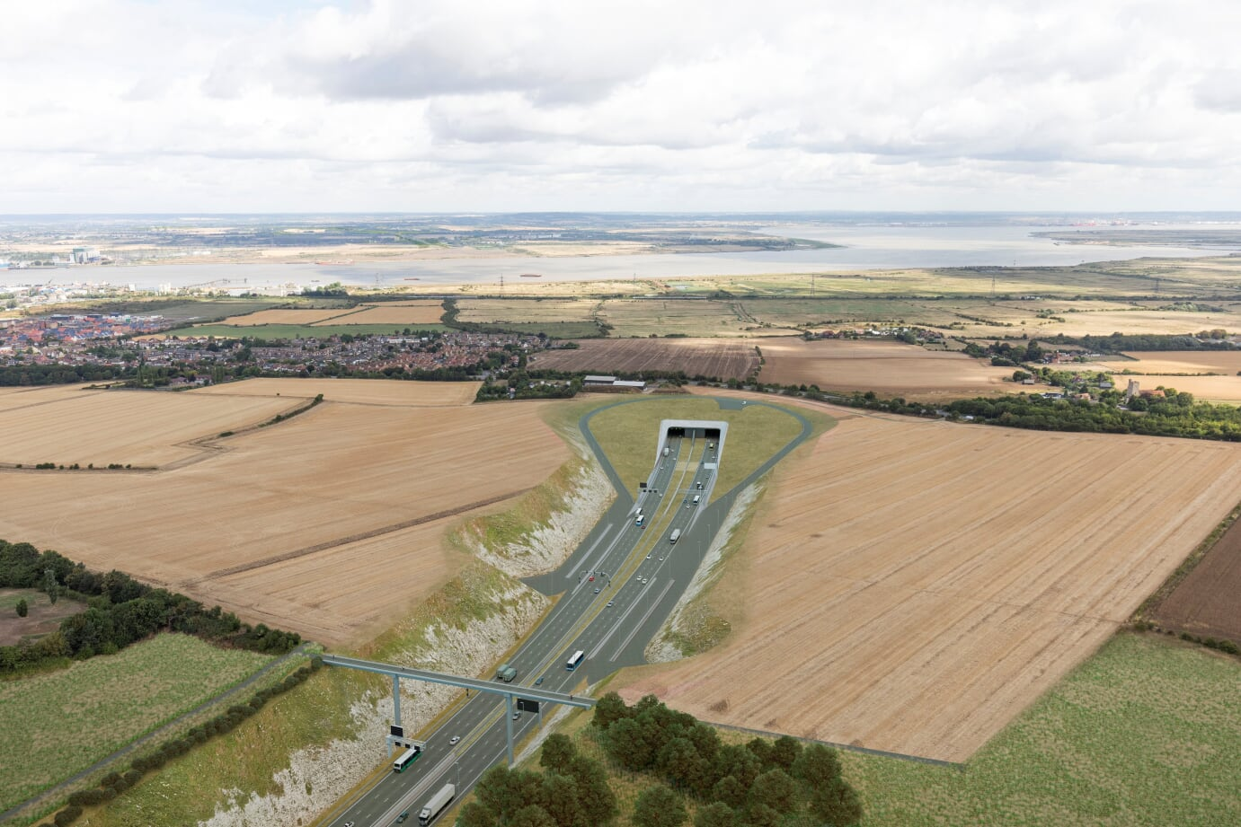 AECOM wins ground investigations contract for next stage of Lower Thames Crossing