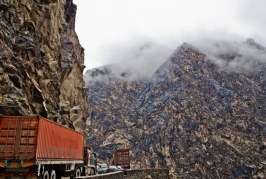 Pakistan launches first outbound Transports Internationaux Routiers (TIR) transport