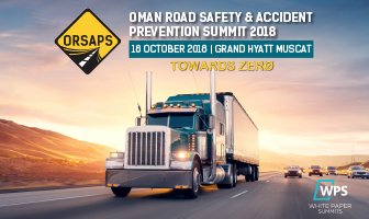 Oman Road Safety and Accident Summit 2018