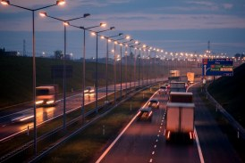 STRABAG awarded €133 million contract for section of A1 Motorway in Poland