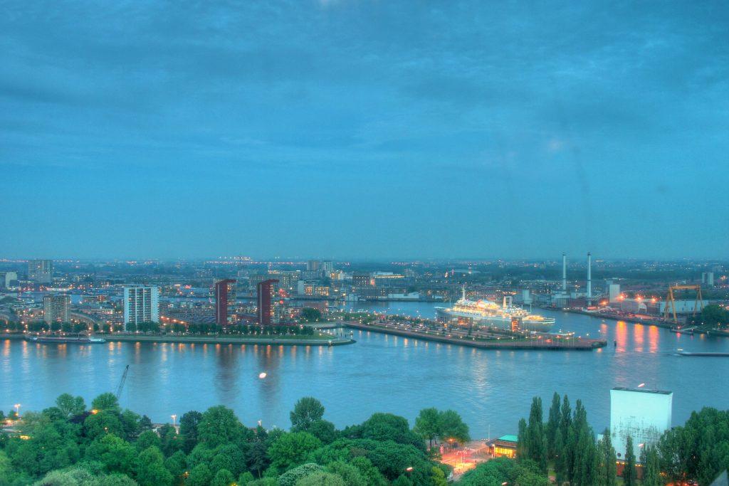 Port of Rotterdam - Photo by John Morgan