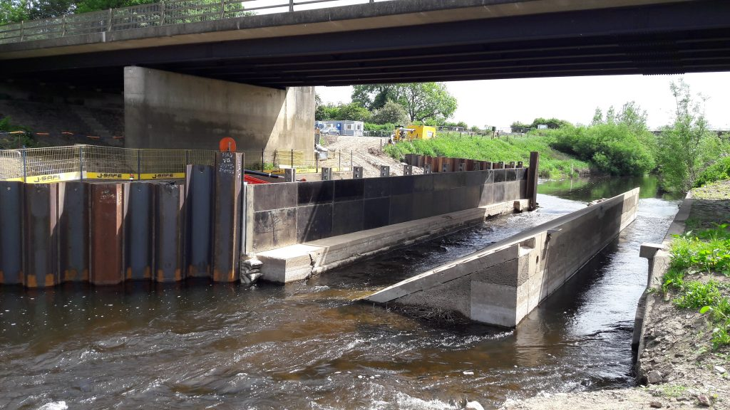 Mabey expertise enables efficient development of flood monitoring station on River Nidd