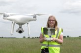 Rise in women enrolling on professional UAV Drone pilot courses