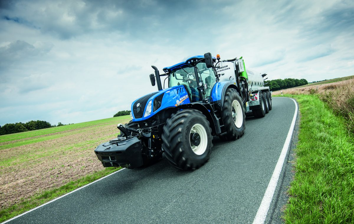 New Holland Agriculture wins three EIMA International Technical Innovation Contest awards