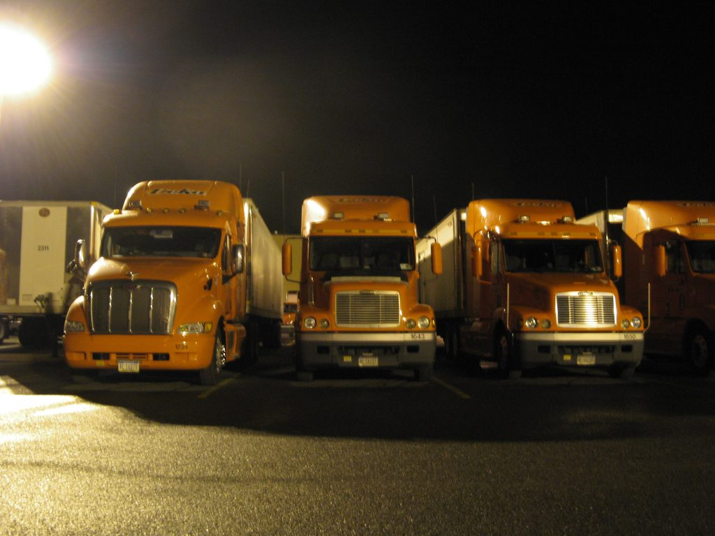 Trucks - Photo by Jack