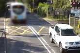 Red light enforcement cameras and CCTV rolled out at high-risk level crossings