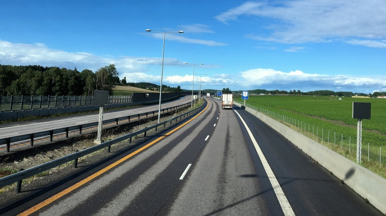 NIB finances new section of E18 motorway in Norway