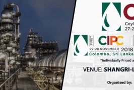 Ceylon Petroleum Week 2018 announces events and speakers