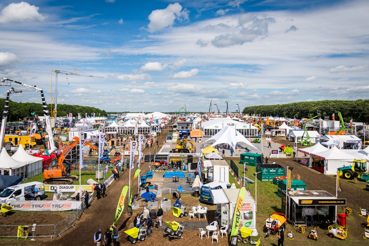 PLANTWORX demo area space is selling out fast