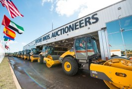 Multi-million dollar equipment auction coming to Connecticut