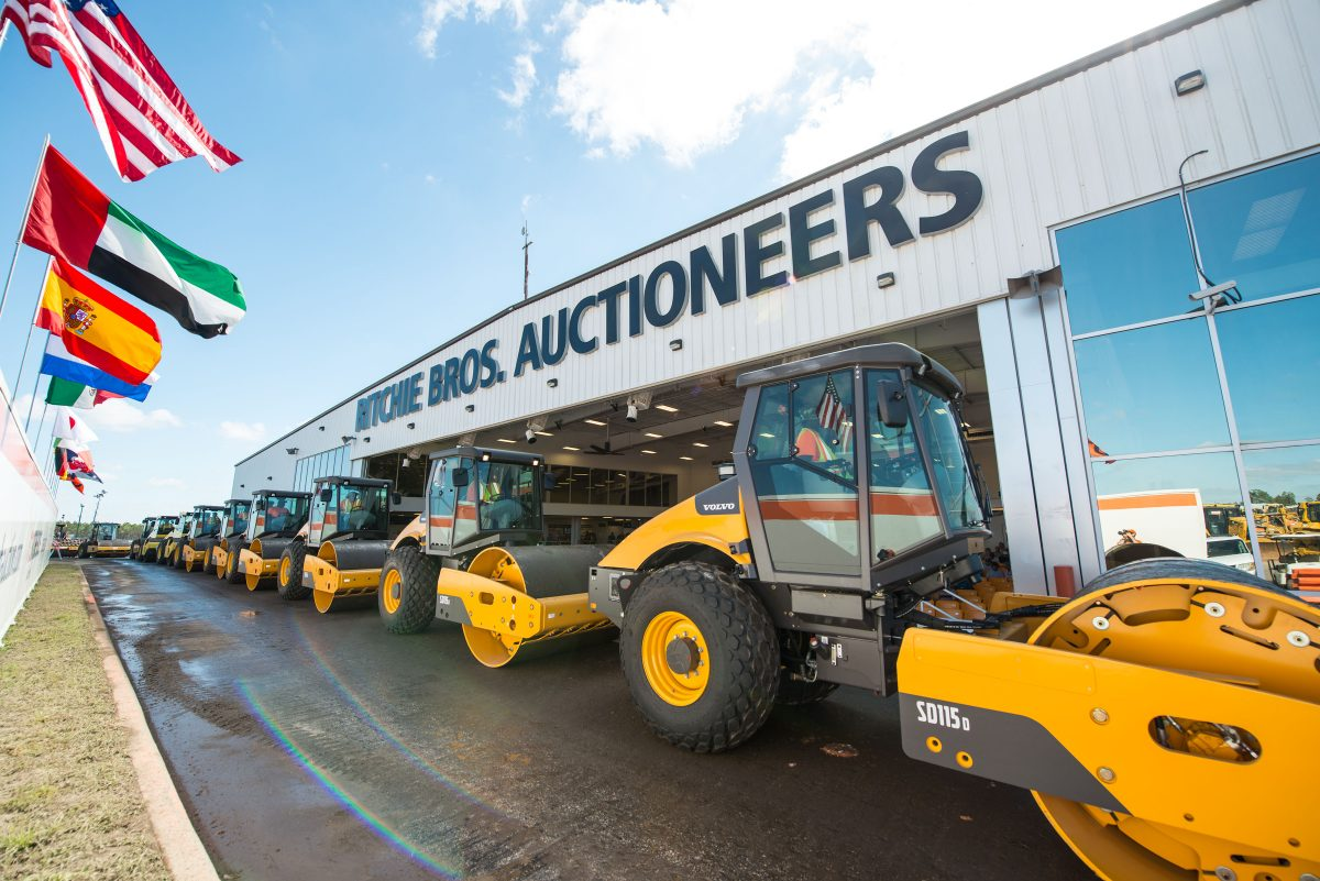 Ritchie Bros. set for largest-ever auction in Manitoba August 15