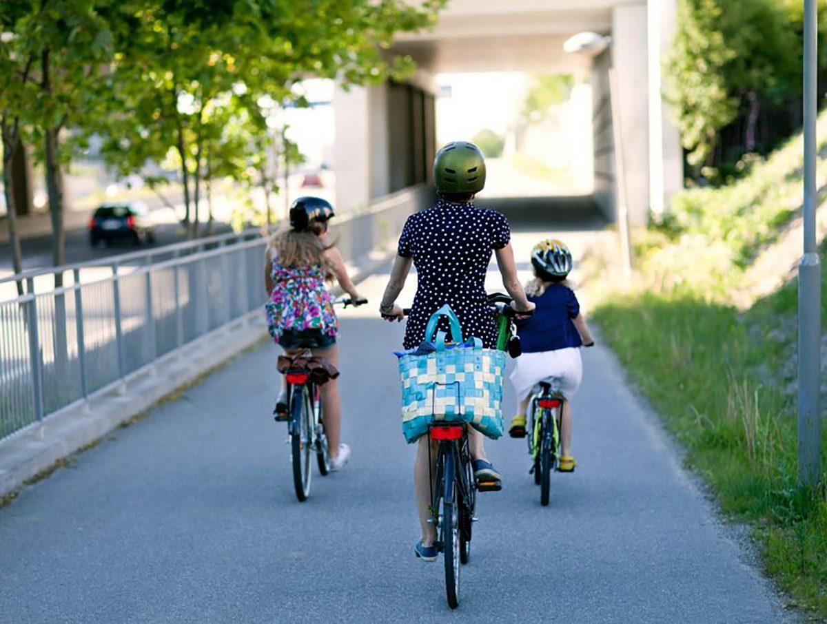 Uppsala's investment in sustainable transport impressed judges