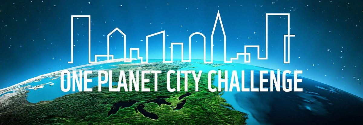 Cities coming together to fight global climate change